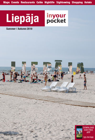 liepaja Destination City Guides By In Your Pocket