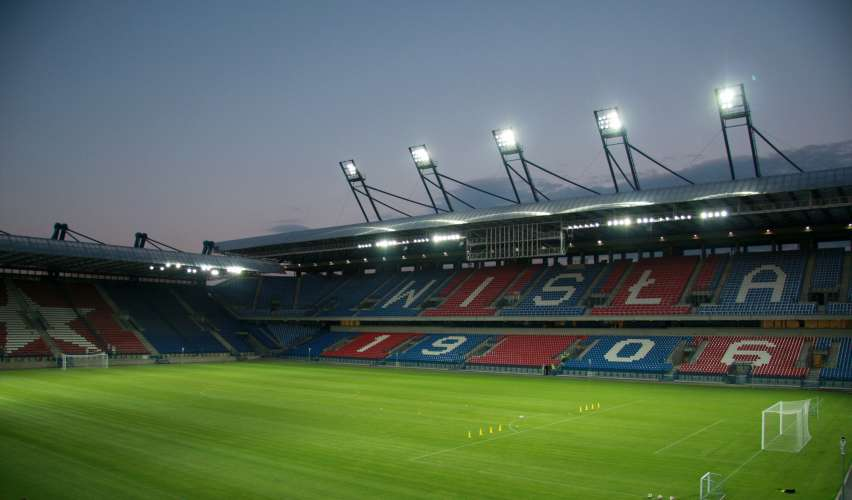 Wisła Kraków Stadium | Leisure | Krakow