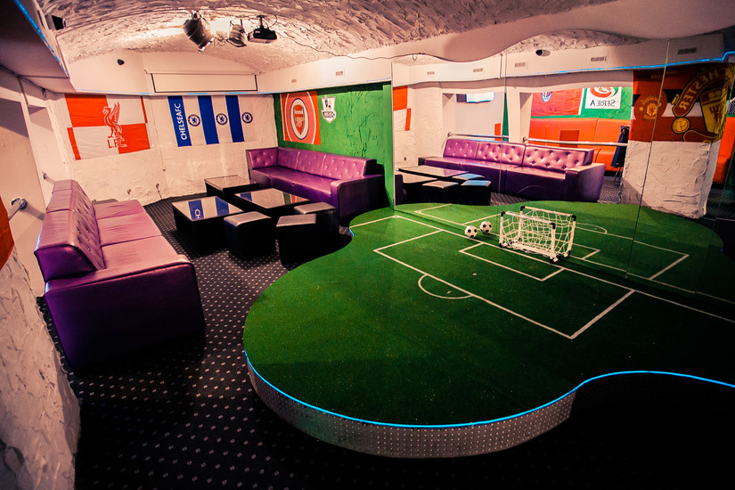 Football Heaven Sports Bar Bars Amp Clubs Krakow