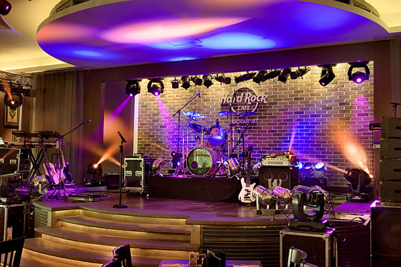 Hard Rock Cafe Penang Menu