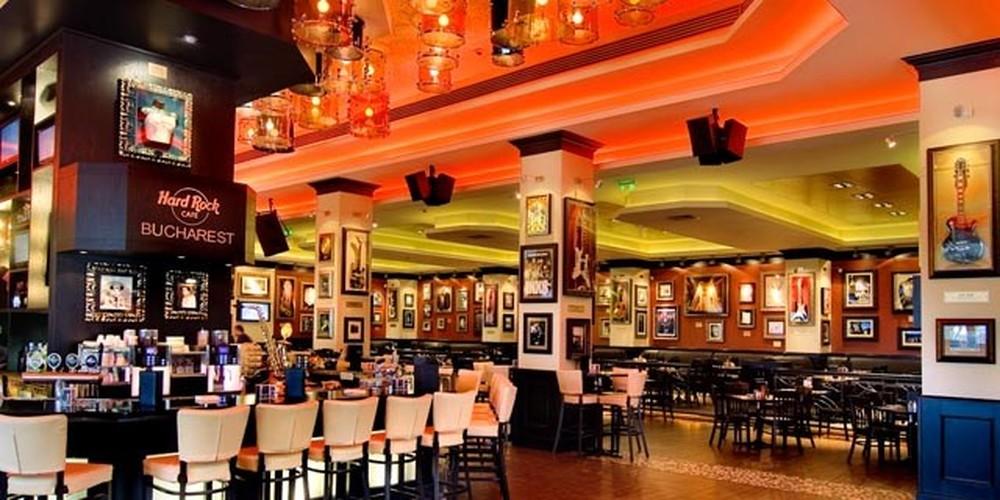 Hard Rock Cafe Bucharest Events