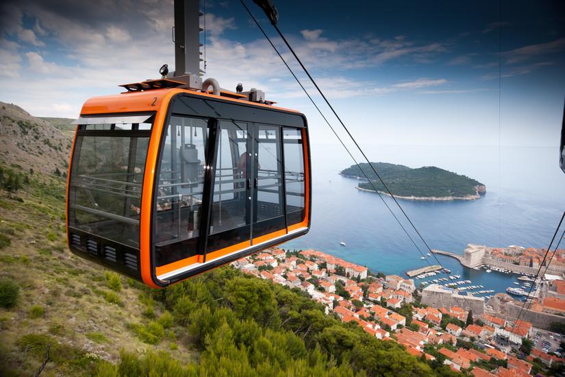 Dubrovnik Cable Car Sightseeing Dubrovnik