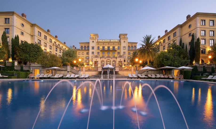 The Palazzo Montecasino Hotels Johannesburg