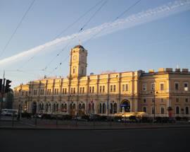 Moskovsky station