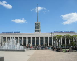 Finlyandsky station