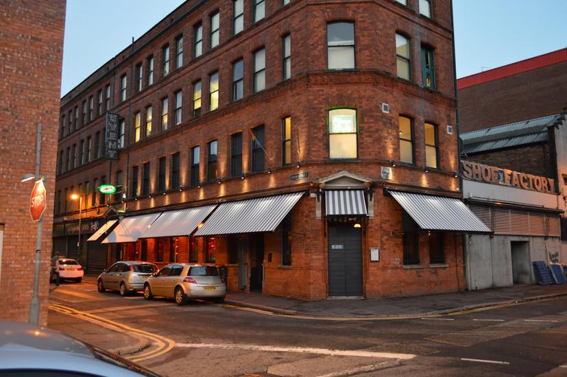 Dog Friendly Bars Belfast