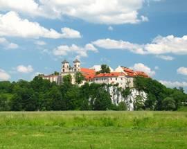 The Benedictine Abbey in Tyniec