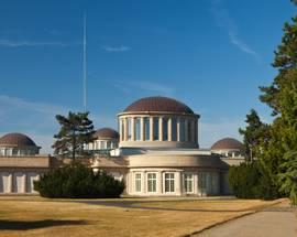 Four Dome Pavilion: Museum of Contemporary Art