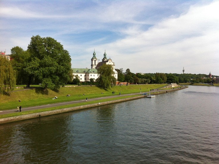 The Vistula/Wisła River