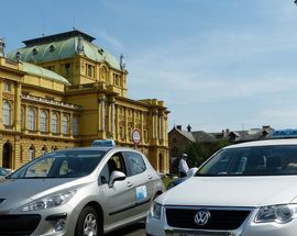 Radio taksi Zagreb