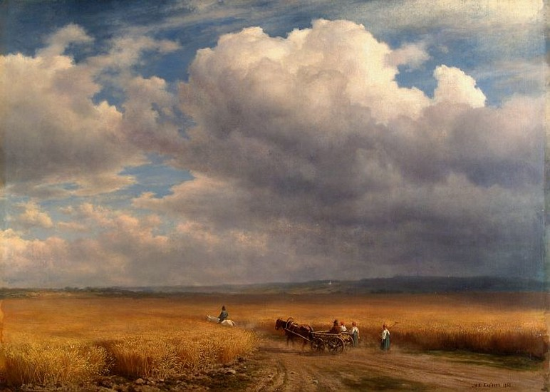 This Ambitious Exhibition At The Riga Bourse Art Museum Places An Emphasis On 19th Century Russian Painters And All Of Roughly 150 Works