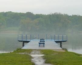 Lake Rusałka