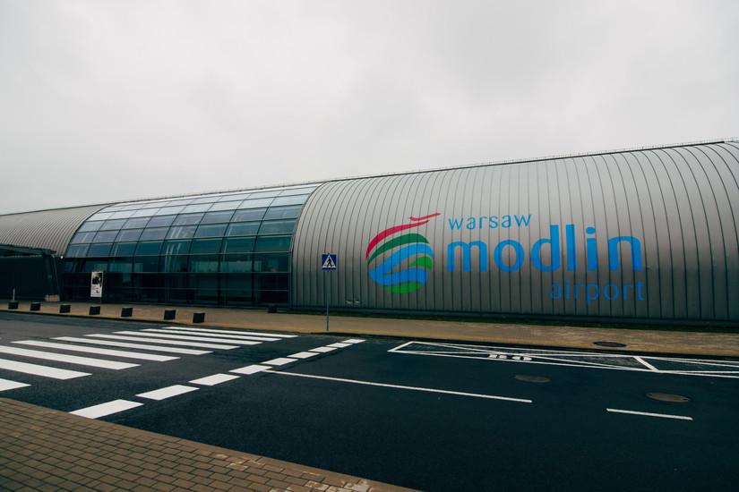 Warsaw Modlin Airport Hotel
