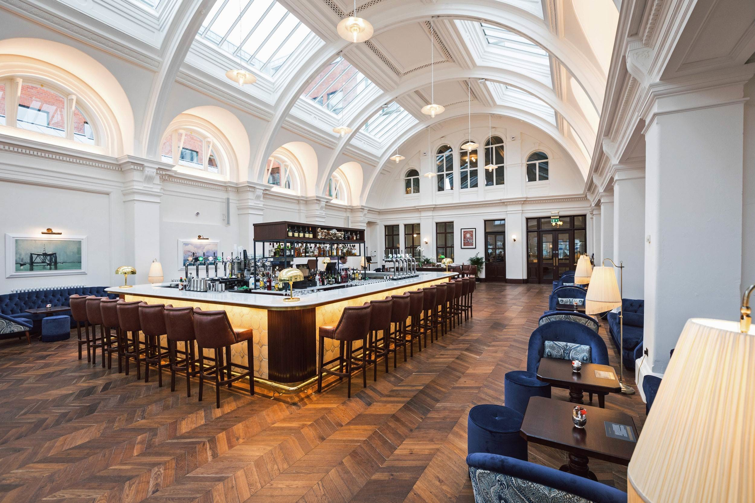 Belfast is experiencing a boom in hotel