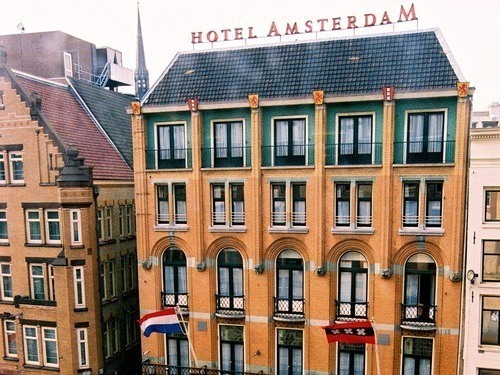 Hotel Amsterdam De Roode Leeuw Amsterdam Centrum In