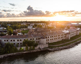 Patarei Sea Fortress and former prison