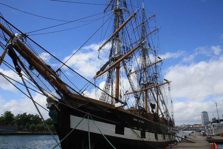 Jeanie Johnston Tall Ship Amp Famine Museum What To See In
