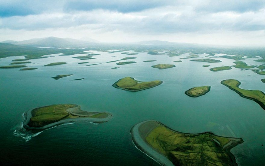 Westport Croagh Patrick And Clew Bay Ireland Highlights