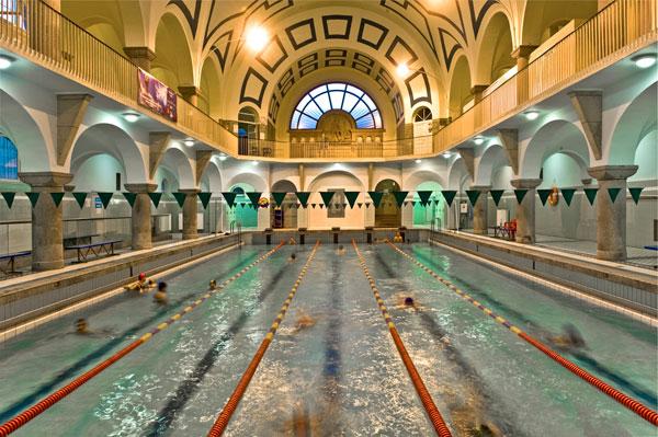 Municipal Swimming Pools Leisure Wroclaw