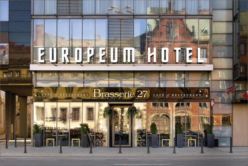 Europeum hotels in wroclaw for Hotels wroclaw