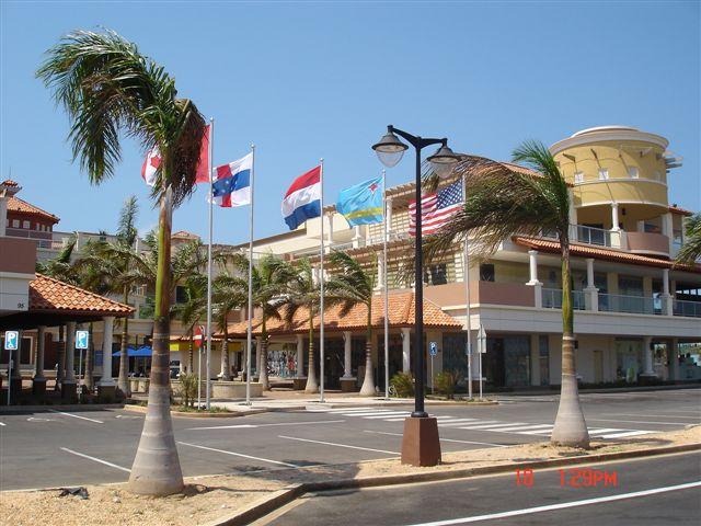 Mall In Palm Beach Aruba