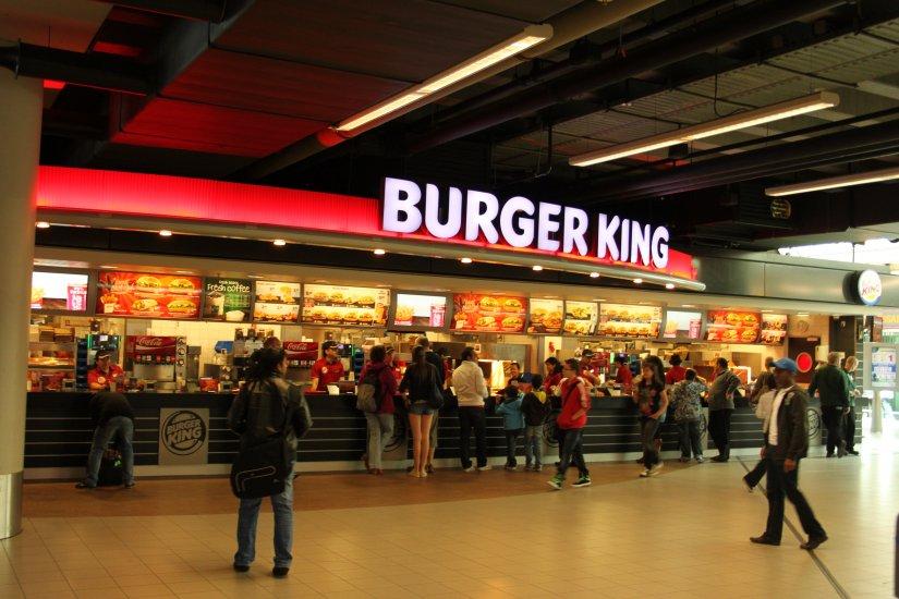 Burger king netherlands and