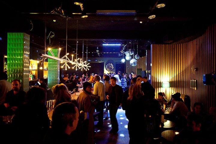 petersburg nightlife