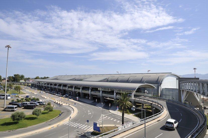 CagliariElmas Airport Getting there Cagliari