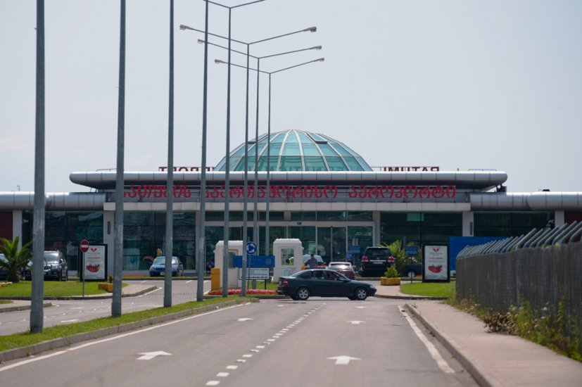 Аэропорт Батуми (Batumi Airport).3