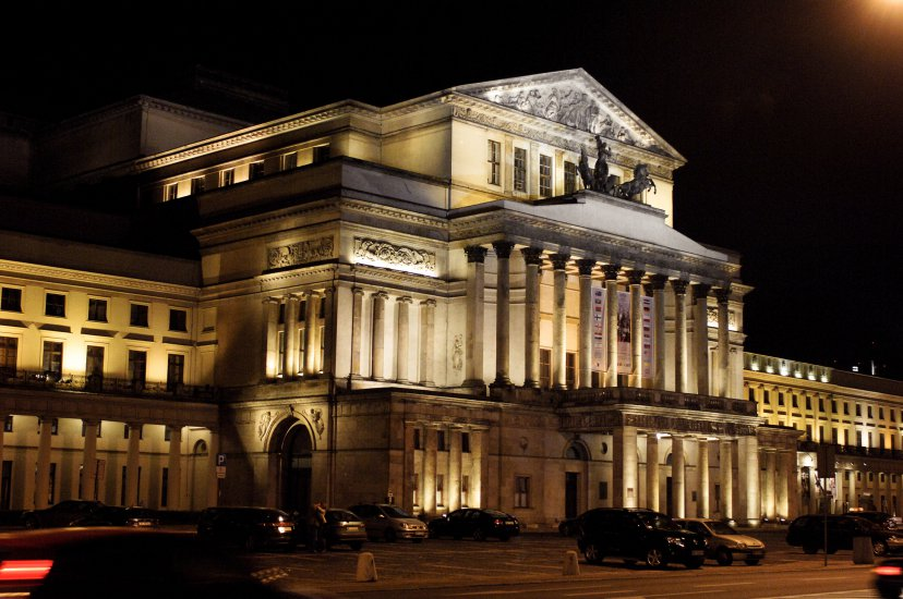 Great Theatre - National Opera - Culture & Events in Warsaw