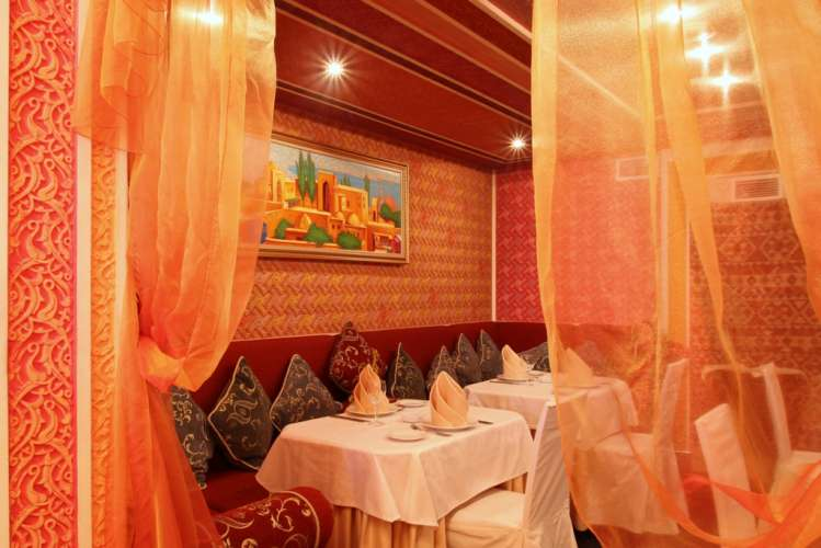 Chinese Food St Petersburg Russia