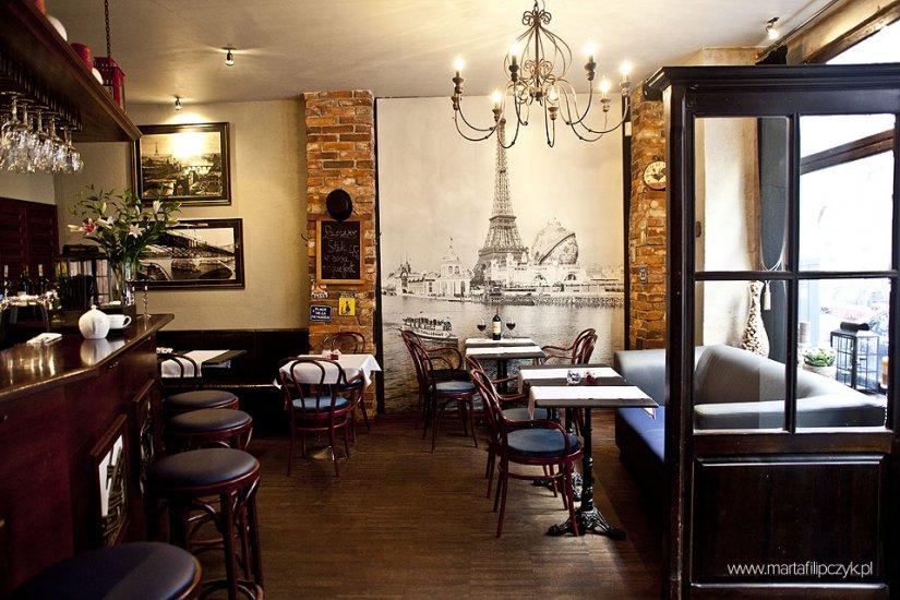 Le bistrot parisien restaurants wroclaw - Cuisine style bistrot parisien ...