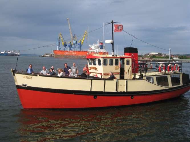 Titanic Boat Tour Titanic In Belfast In Belfast