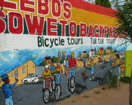 Lebo's Soweto Bicycle Tours