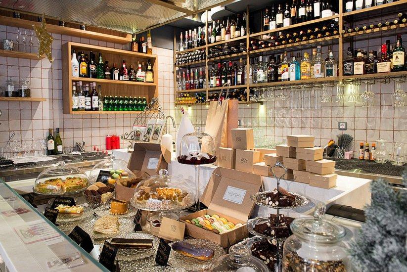 Vasilievsky Island Restaurants
