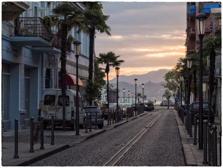 Batumi en el bolsillo