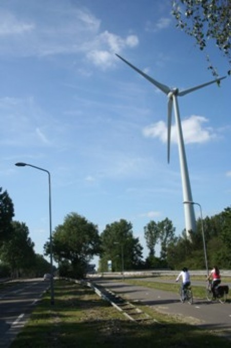 Windturbine Treurenburg