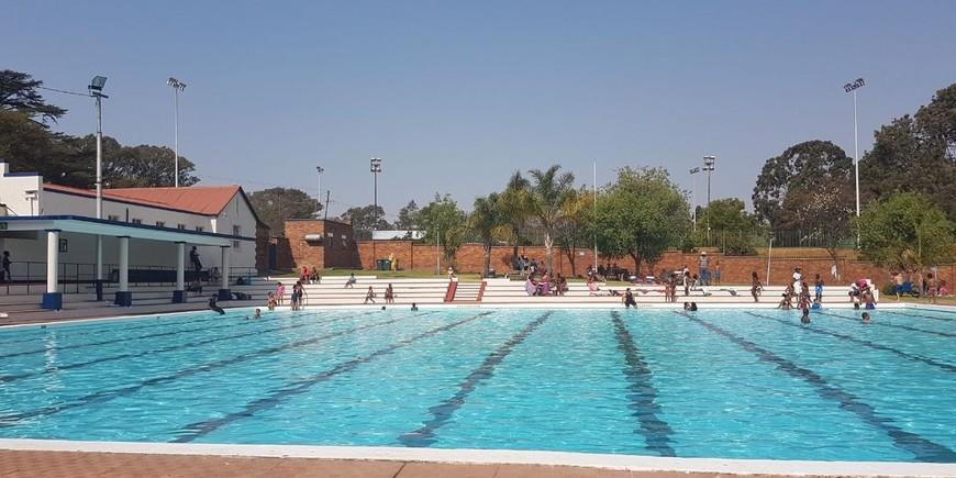 Zoo Lake Swimming Bath Parks Sports Outdoors Johannesburg
