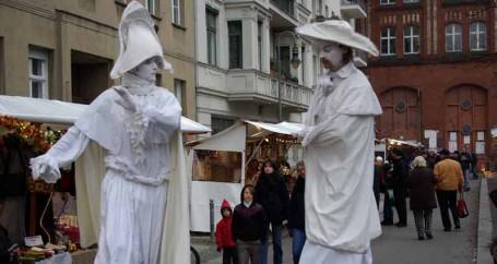 Koppenplatz Christmas Market