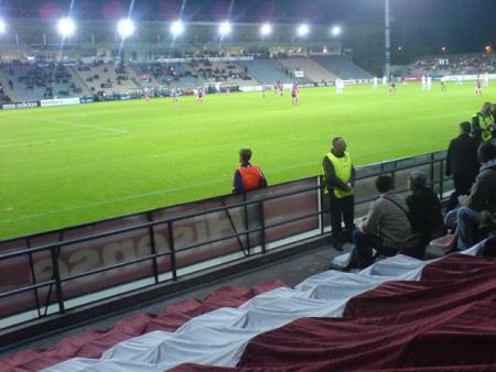 Football in Riga