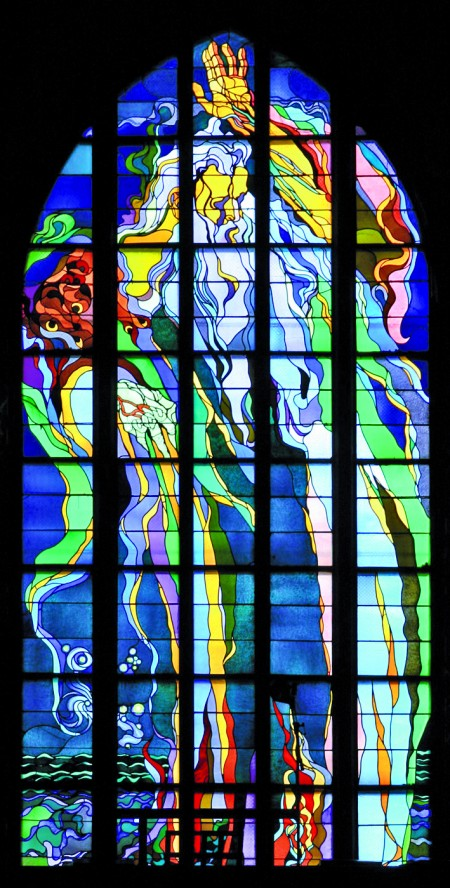 Stained Glass in Kraków