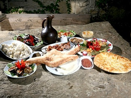 Caucasian cuisine – A taste of the South