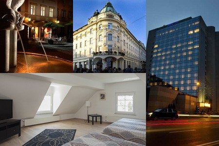 Hotels, Hostels & Apartments in Ljubljana