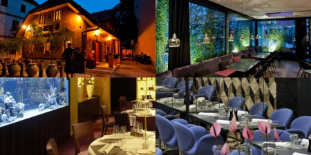Best Restaurants in Ljubljana