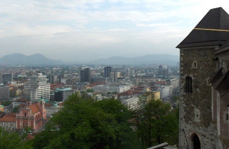 Ljubljana named 3rd best city to live in!