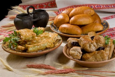 Decoding Ukrainian food